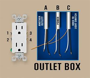 Adding Additional Outlet From Another Outlet