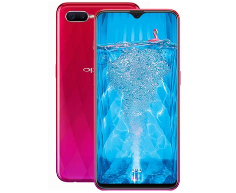 Merk Hp Samsung Oppo oppo f9 f9 pro are official in india with vooc flash