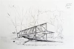 Architektur Haus Zeichnen : die 25 besten ideen zu architektur skizze auf pinterest architektur zeichnung kunst ~ Markanthonyermac.com Haus und Dekorationen