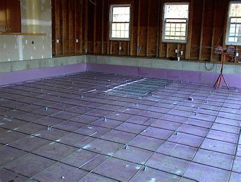 How to Pour a Rock Solid, Well Insulated Garage Slab