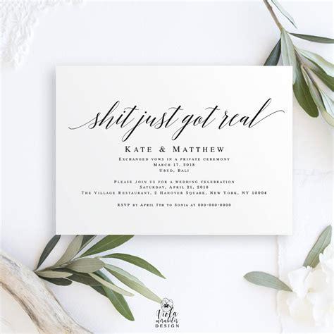 75 Fun + Unique Wedding Invitations for Cool Couples