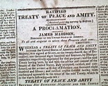 Niagara 1812 Legacy Council: Acclamations of joy ...