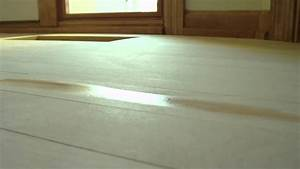 Floorwright refinish wood floor training video using for Floor sanding courses