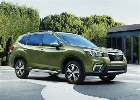 Subaru Forester 2020 Release Date by 2020 Subaru Forester Redesign Hybrid Release Date