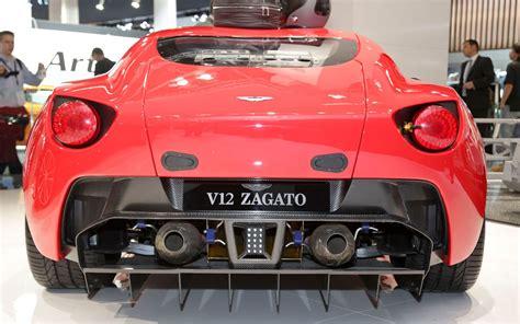 Aston Martin V12 Zagato Makes Its Production Debut In Kuwait 5