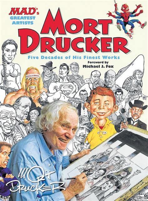 mort drucker mad magazine caricatures artist caricature movie movies artists nj tv books