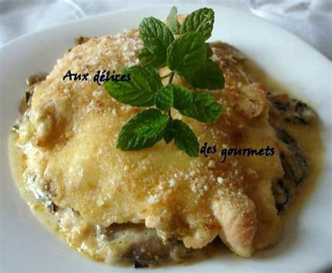 recette de cuisine escalope de dinde recettes escalopes de dinde au four