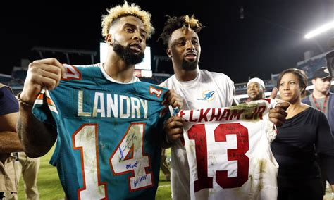 Jarvis Landry Wants Odell Beckham Jr. To Join Him On The