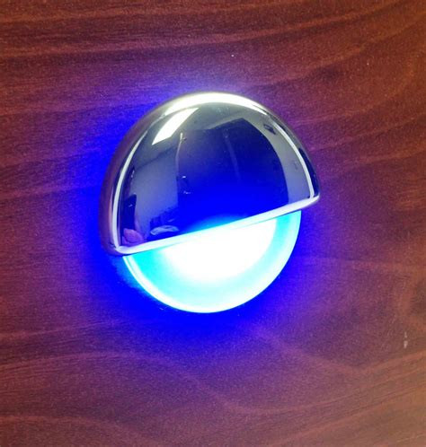 Boat Courtesy Lights by Marine Rv Led Mount Half Round Courtesy Light Oem Recessed