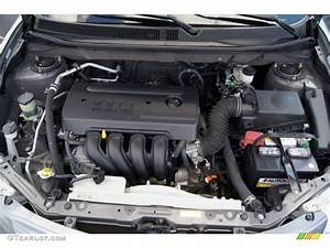 2005 Pontiac Vibe Standard Vibe Model 1 8 Liter Dohc 16