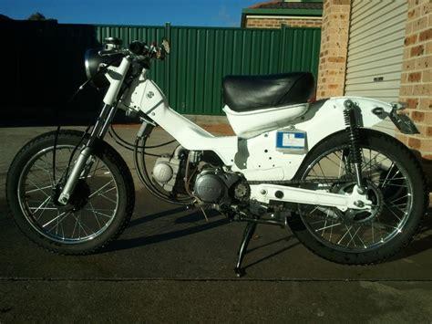 Custom Postie Bikes