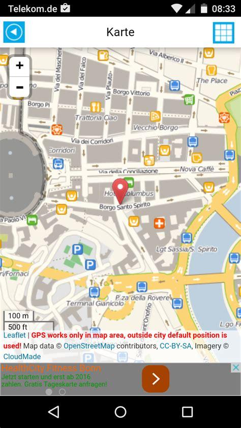 rom offline karte app vorstellung