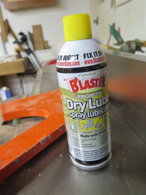 blaster dry lube mysaw