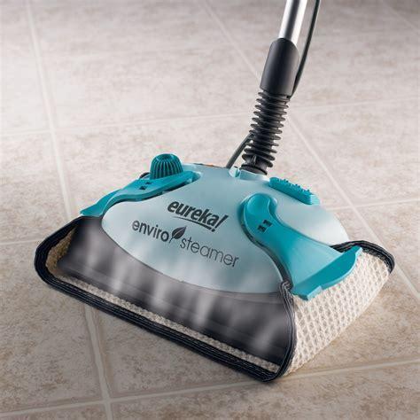 Eureka Enviro Steamer: Best Selling Hard Surface Floor Steamer