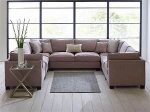 Sofas amazing chaise sofa bed gray sectional sofa u for U shaped sectional with sleeper sofa