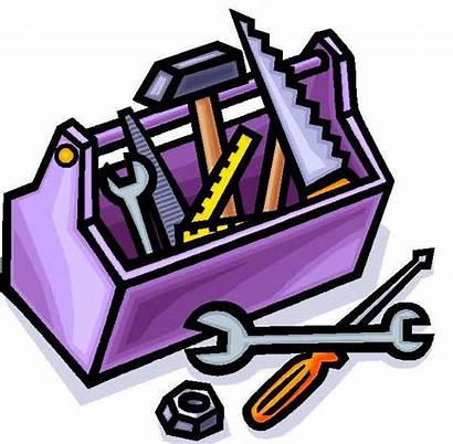 Tool Clipart Kit Toolkit Learning Clip Toolkits