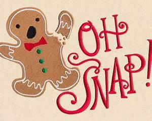 Broken Gingerbread Man Clipart (5+)