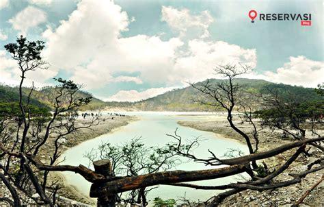 destinasi wisata ciwidey  memukau reservasi travel
