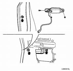 how to replace the front passanger side door handle With kia remote key