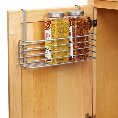 over the cabinet basket polytherm over the cabinet wide basket the container store