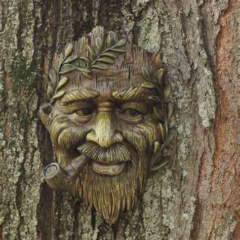 Wedding Decorations Catalogs Free by Tree Spirit Face Fairy Garden Miniatures Dollhouse