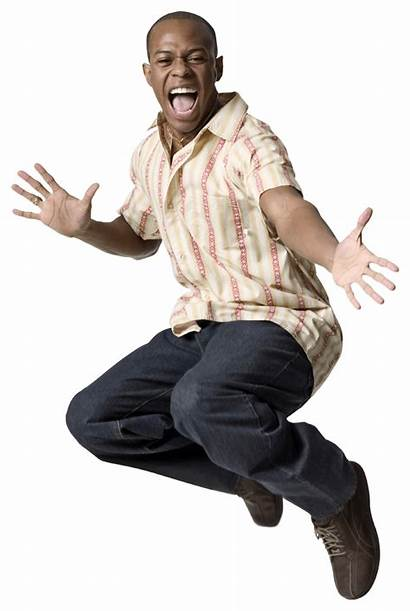 Guy Stress Jumping Deal Ways Mean Dream