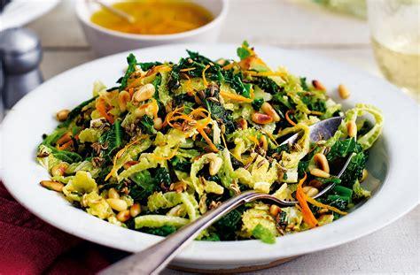 savoy cabbage recipe orange recipes tesco real food
