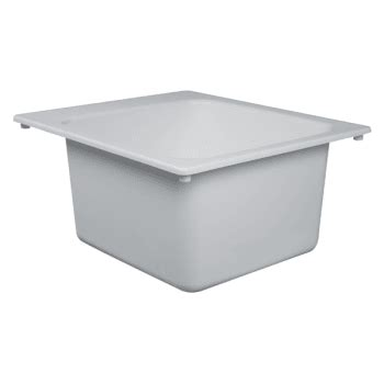 Fiat Laundry Tub by American Standard Fiat Molded Drop In Laundry Tub
