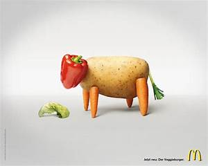 Creative Food Advertising