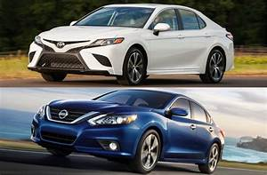 Nissan Hybride 2018 : 2018 toyota camry vs 2018 nissan altima head to head u s news world report ~ Melissatoandfro.com Idées de Décoration