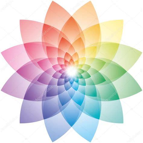 lotus flower colors lotus flower color wheel stock vector 169 almagami 85183674