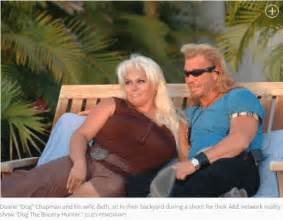 Dog and Beth the Bounty Hunter Wife