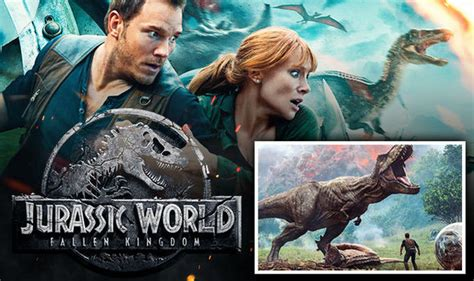 jurassic world 2 fallen kingdom review is sequel as