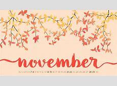 November Wallpapers HD free download PixelsTalkNet
