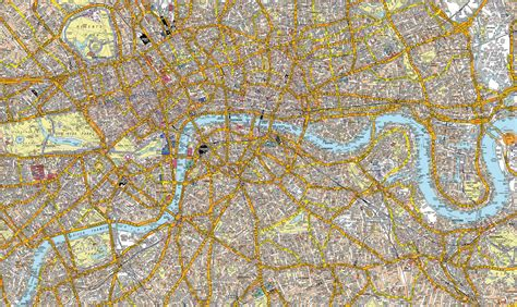london street map street map  london england