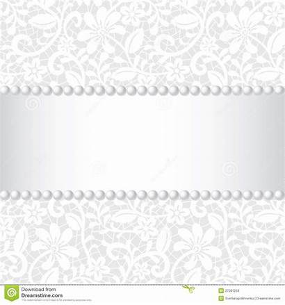 Lace Pearls Pearl Clipart Ribbon Necklace Pattern