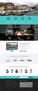 Ellusive Website Template