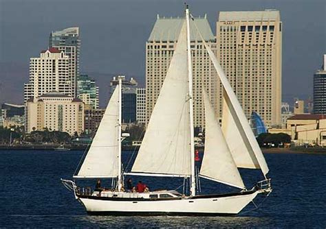 Fishing Boat Rentals San Diego Bay by Slipaway Yacht Vacation Rental San Diego Bay Cruises And