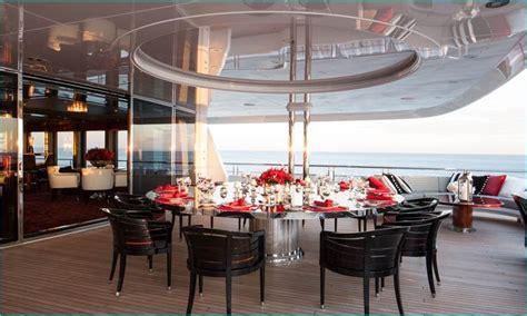 charterworld dinner