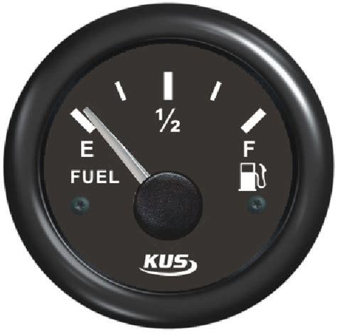 Boat Gauges Nz by Fuel Level Black