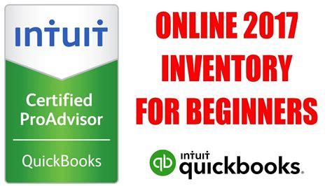 quickbooks  inventory tutorial   certified proadvisor youtube