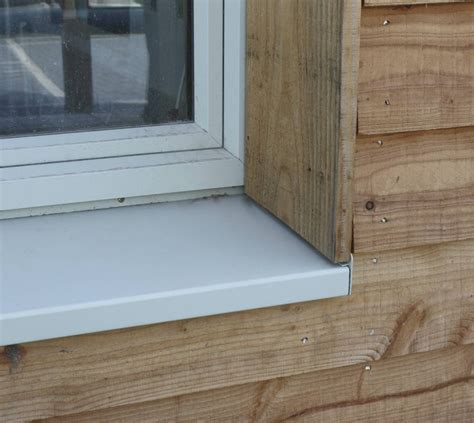 External Window Ledge by Passivhaus Window Reveal Detail Passivhaus