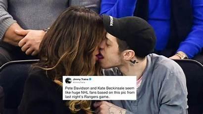 Pete Kate Davidson Beckinsale Hockey Wish Kiss
