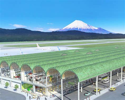 shigeru ban to design passenger terminal for mount fuji