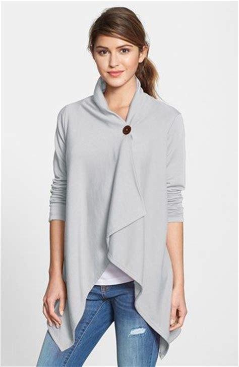 wrap sweater cardigan best 25 wrap cardigan ideas on ponchos para