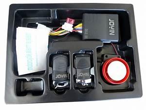 Waterproof Universal Micro Motorcycle Alarm System