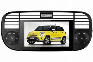 Fiat 500 Navi : fiat 500 autoradio gps navigation head unit ~ Kayakingforconservation.com Haus und Dekorationen