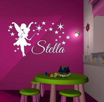 Wandtattoo Kinderzimmer Mädchen Fee by Wandaufkleber Wandtattoo Kinderzimmer M 196 Dchen Fee Elfe