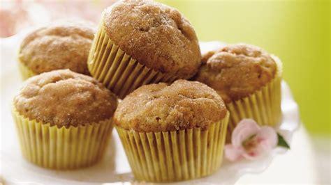 banana cinnamon muffins recipe tablespooncom