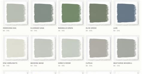 joanna gaines paint color choices joanna gaines paint colors joanna gaines magnolia home paint line around the house